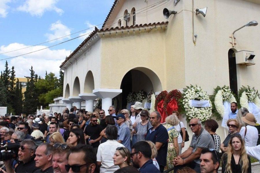 Με λυγμούς ο επικήδειος χαιρετισμός του Πορτοκάλογλου για τον Μαχαιρίτσα 6
