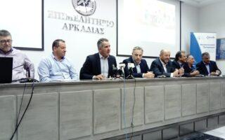 ΠΕΛΟΠΟΝΝΗΣΟΣ EXPO - Κοινή συνέντευξη τύπου των Επιμελητηρίων Πελοποννήσου 2