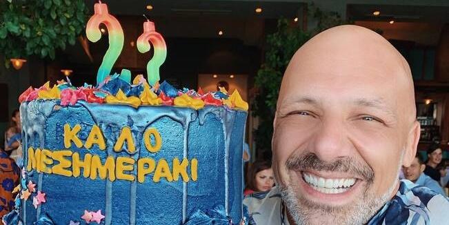 Με νέα εκπομπή επιστρέφει ο Νίκος Μουτσινάς – Πότε κάνει πρεμιέρα στον ΣΚΑΙ 23