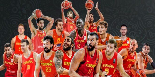 """Αργεντινή – Ισπανία: Οι """"φούριας ρόχας"""" κατέκτησαν το Μουντομπάσκετ 2019"""