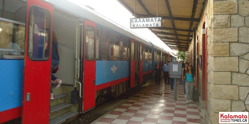 """Το τρένο θα """"ξανασφυρίξει"""" στην Καλαμάτα, επαναλειτουργία σιδηροδρομικής γραμμής Αργος - Καλαμάτα 17"""