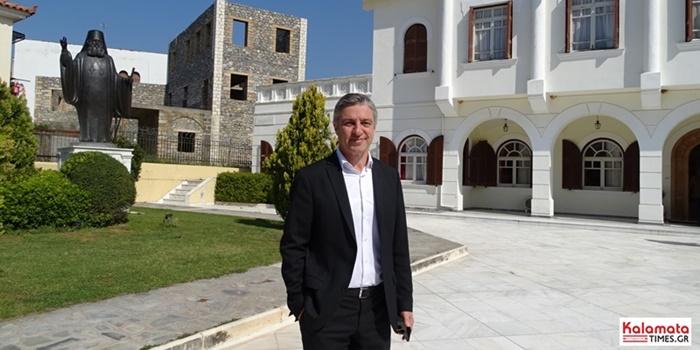 Ο Χρήστος Αναστασόπουλος για την έλλειψη Ιατρού στο Πλατύ Μεσσηνίας εν μέσω της υγειονομικής κρίσης 1