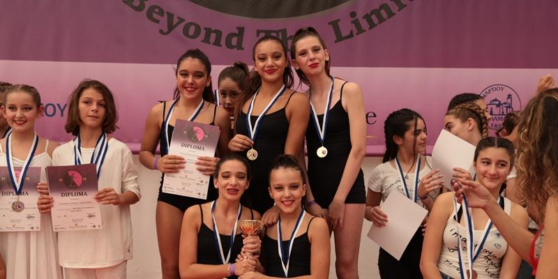 2ος Διεθνής Αγώνας Αθλητικού Χορού Καλαμάτας: Χορευτές απ' όλα τα μέρη διεκδικούν το Κύπελλο Καλαμάτας στην 'Τέντα' 10