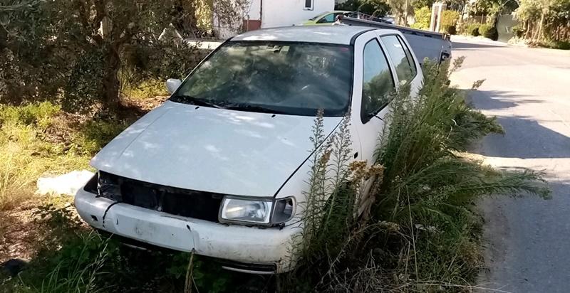 Απομάκρυνση Εγκαταλελειμμένων Οχημάτων στον Δήμο Μεσσήνης 9