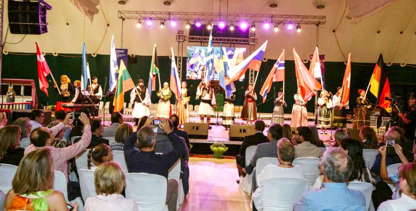 Εξαιρετική η έναρξη του 3ου Διεθνούς Διαγωνισμού και Φεστιβάλ Χορωδιών Καλαμάτας 1