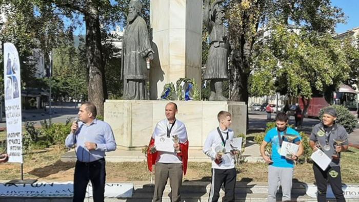 Καλαμάτα: Εντός 24 ωρών 80 δρομείς τερμάτισαν στον 5ο Δρόμο των Αθανάτων