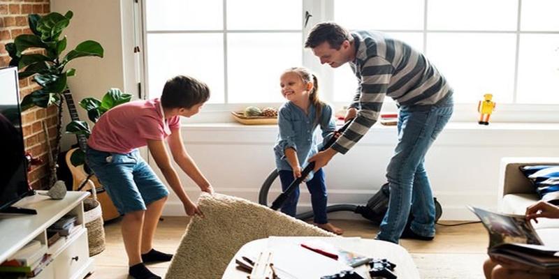 Πρέπει ή όχι ένας άνδρας να βοηθά τη γυναίκα του στις δουλειές του σπιτιού; 17