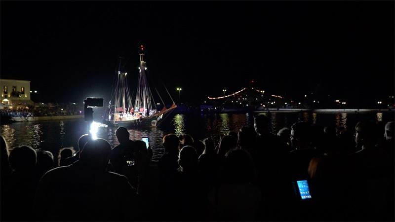 Περισσότεροι από 10.000 επισκέπτες στον εορτασμό των Ναυαρινείων 20
