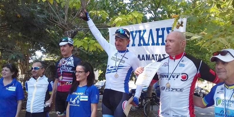 Με μεγάλη επιτυχία ολοκληρώθηκε ο ποδηλατικός αγώνας «12η Ανάβαση Ταϋγέτου» 1