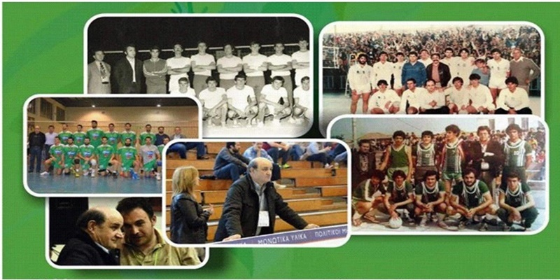 Το 3ο Τουρνουά βόλεϊ της «Καλαμάτα '80» στη μνήμη του Γιάννη Μπουσούνη 1