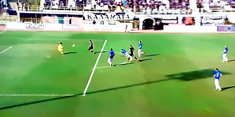 Συνεχίζει αήττητη η Καλαμάτα, 1-0 τον Ιωνικό 2