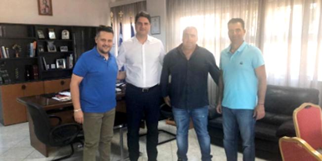 Έθεσαν στον δήμαρχο Μεσσήνης την ανάγκη δημιουργίας Πυροσβεστικού Κλιμακίου με έδρα το Πεταλίδι 6
