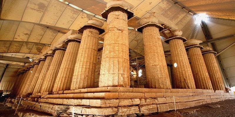 Εκδρομή στον Ναό του Επικούριου Απόλλωνα με το nARTura 7