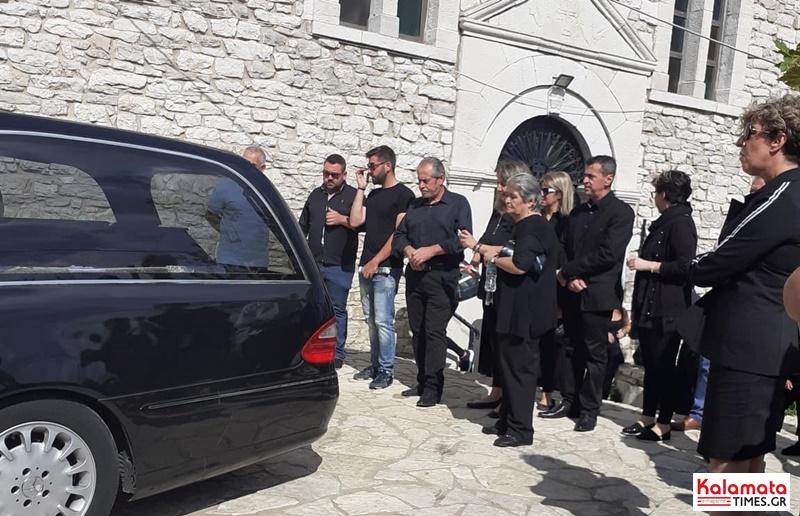 Το τελευταίο αντίο στον δημοσιογράφο και εκδότη της εφημερίδας ''Φωνή'' Θανάση Τσαμούλη 7