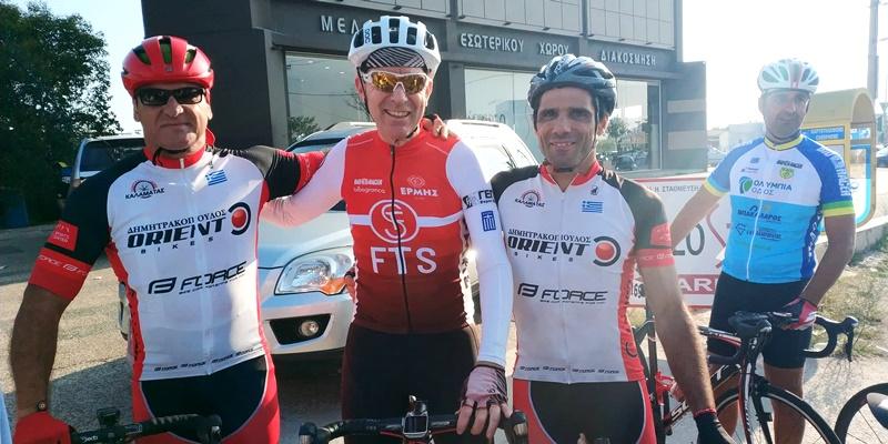 Πρωτιά για τον Ποδηλατικό Όμιλο Καλαμάτας στην 58η Ανάβαση Πάρνηθας 12