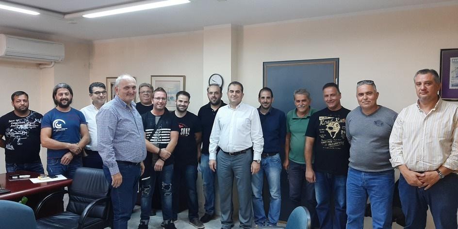 Εννέα νέοι μόνιμοι υπάλληλοι στη ΔΕΥΑ Καλαμάτας 1