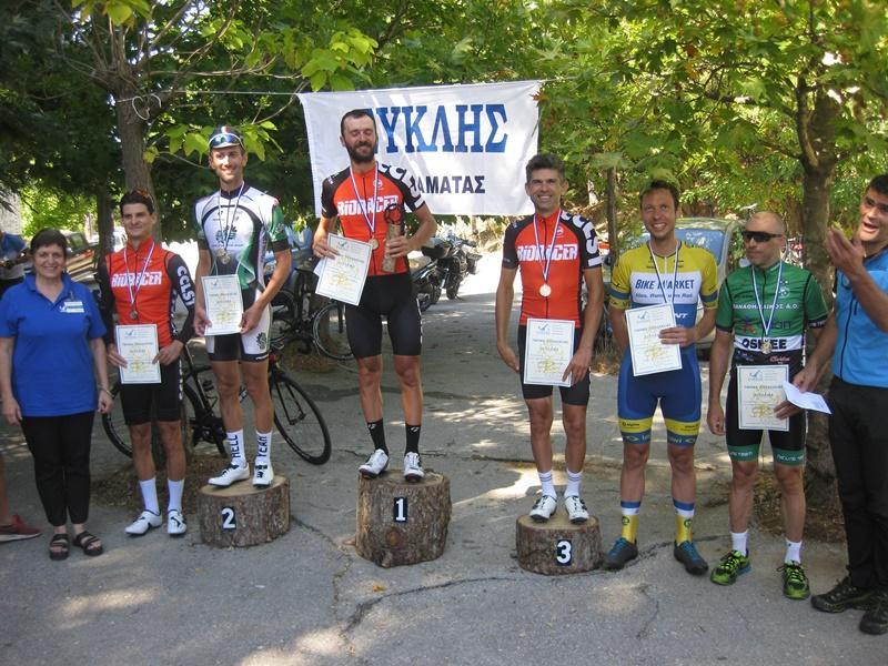 Με μεγάλη επιτυχία ολοκληρώθηκε ο ποδηλατικός αγώνας «12η Ανάβαση Ταϋγέτου» 5