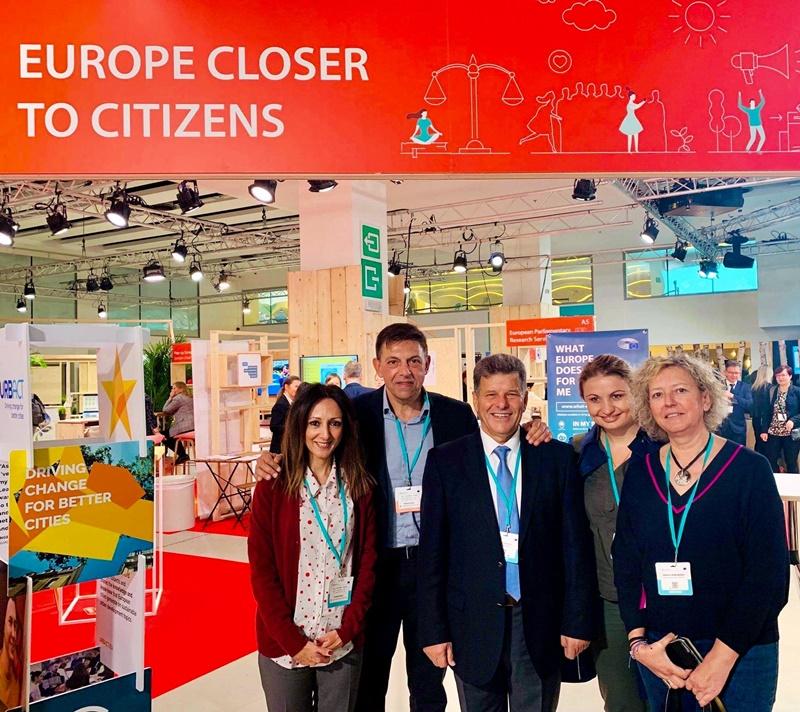 Συμμετοχή του Αντιπεριφερειάρχη Μεσσηνίας στην Ευρωπαϊκή Εβδομάδα Περιφερειών και Πόλεων 2