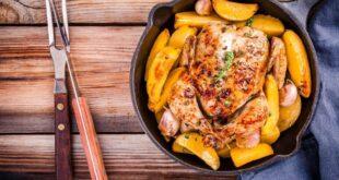 Τι να φάτε σήμερα: Σουβλάκια κοτόπουλο με σως ταχίνι