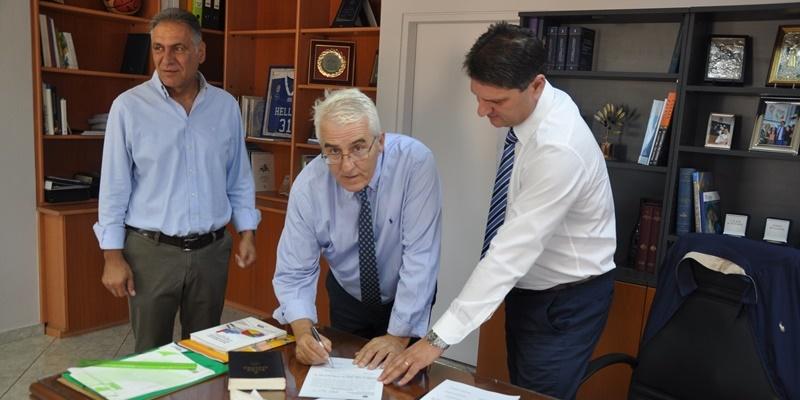 Δυο νέοι δημοτικοί σύμβουλοι ορκίστηκαν στον Δήμο Μεσσήνης 20