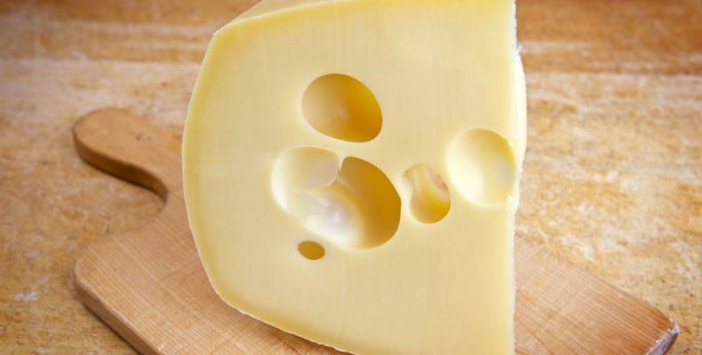 Πώς προκύπτουν οι περίφημες τρύπες του τυριού έμενταλ; 1