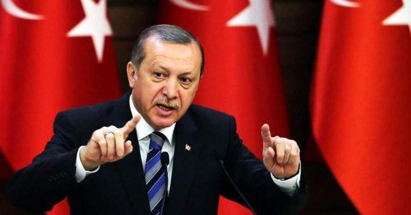Ερντογάν: «Όπου υψώνεται η τουρκική σημαία, δεν κατεβαίνει ποτέ μετά» 11