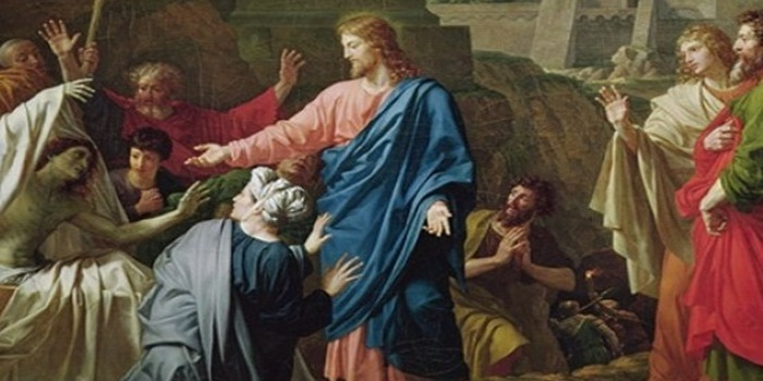 Ο Χριστός παρηγορούσε 2