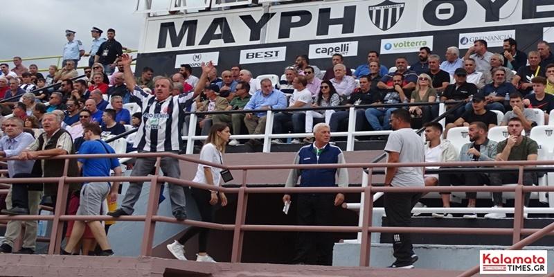 Η Καλαμάτα έκλεισε και τον Πέεφ, φτάνοντας τους 5 νεαποκτηθέντες ποδοσφαιριστές 1
