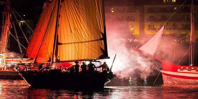 Η Πύλος γιορτάζει την 192η επέτειο της Ναυμαχίας του Ναυαρίνου 6