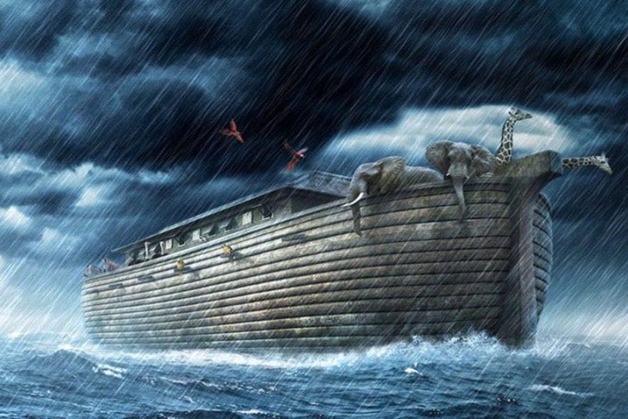Ερευνητές πιστεύουν ότι βρήκαν την Κιβωτό του Νώε 6