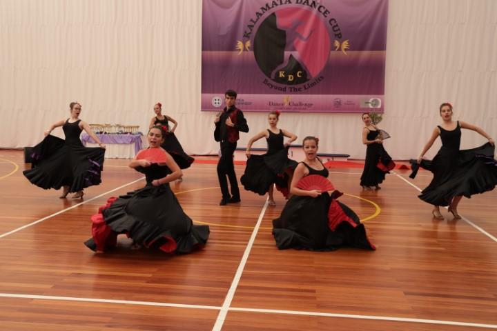 Το 2ο Kalamata Dance Cup γεμίζει με κόσμο την Καλαμάτα! 2
