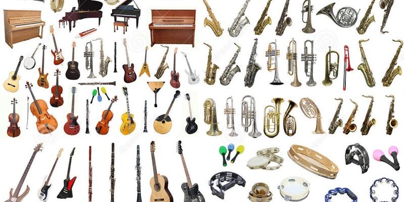 Έλα να γνωρίσεις το μουσικό όργανο, που σου ταιριάζει και μπες κι εσύ στο μαγικό κόσμο της μουσικής! 1