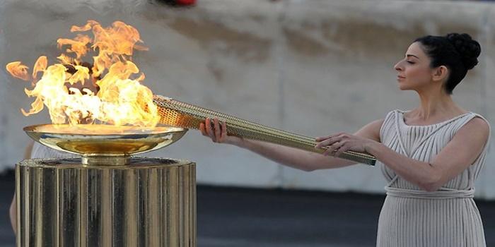 Στην Καλαμάτα η Ολυμπιακή Φλόγα πριν φθάσει στο Τόκιο 13