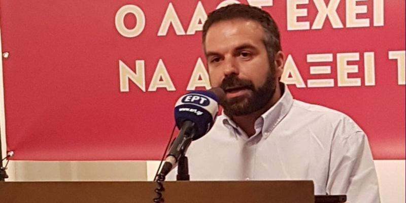 Ομιλητής ο Νίκος Κουτουμάνος στη συνεστίαση ΚΚΕ στου «Κουκούτση» 1