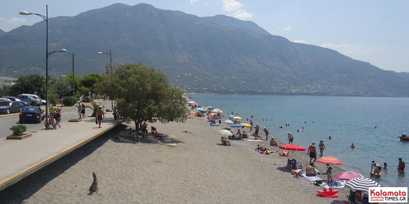 Οι οργανωμένες παραλίες της Μεσσηνίας που ανοίγουν το Σάββατο και τι ισχύει 1