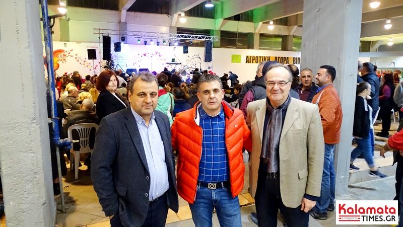 Παν. Νινιός: Πρόταση για λειτουργίας της Αγοράς και σε άλλους Δημόσιους χώρους του Δήμου Καλαμάτας 1