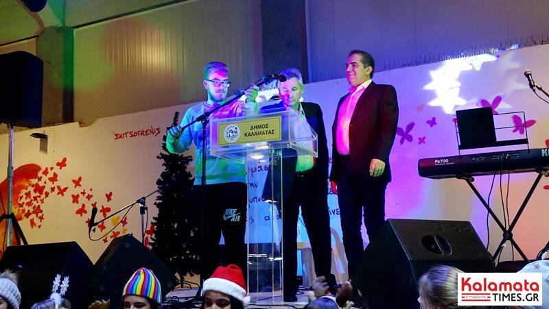Άναψε το Χριστουγεννιάτικο δέντρο στην Κεντρική Αγορά Καλαμάτας 21