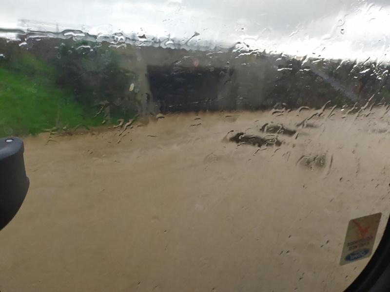 Οιχαλία: Φωτογραφίες από περιοχές που πλήγηκαν από τις βροχοπτώσεις 10