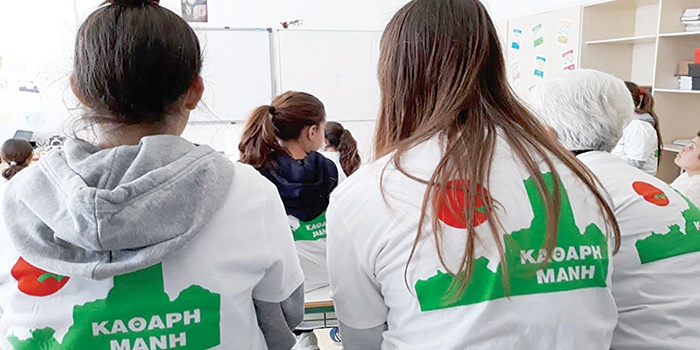 Επιτυχής ο εθελοντικός καθαρισμός στα Ριτσά στην Καρδαμύλη 8