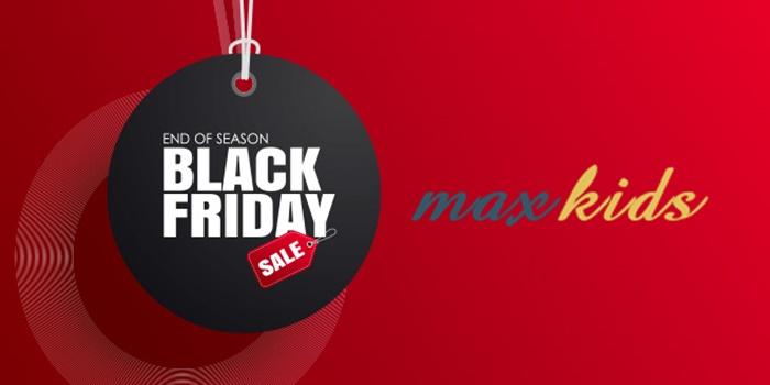 Black Friday προσφορές έως 50% στο κατάστημα max-kids! 6