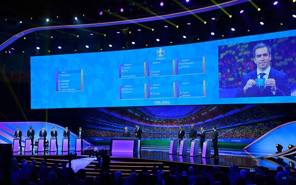 Euro 2020 «Γκρουπ φωτιά» με Πορτογαλία, Γαλλία, Γερμανία 4
