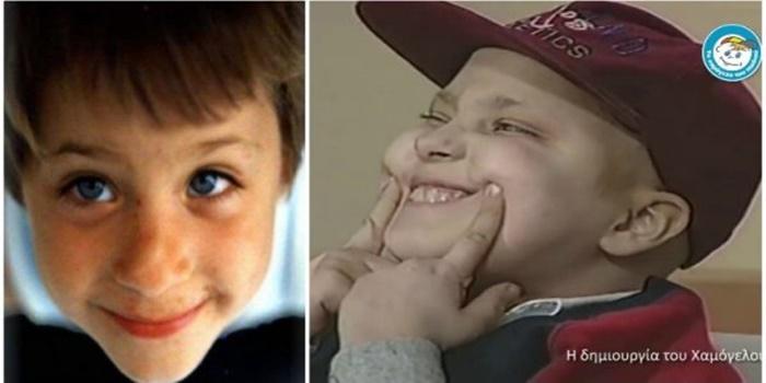 9 Νοεμβρίου1995: Σαν Σήμερα Ο Μικρός Ανδρέας Γιαννόπουλος Ιδρύει το «Χαμόγελο Του Παιδιού» 8