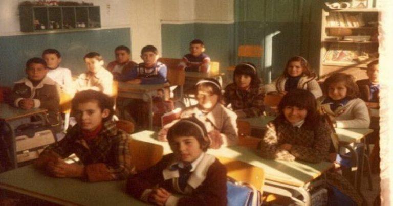 Πήγαινες και εσύ σχολείο την δεκαετία του 80; Θυμάσαι; 1