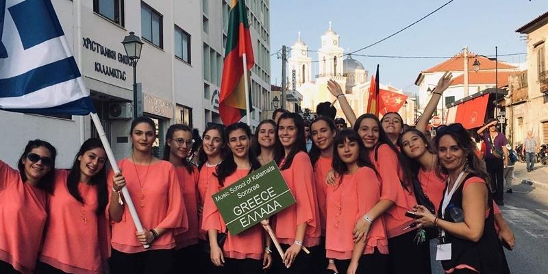 Χρυσό για τις SONORAE που μάγεψαν στο Διεθνές Φεστιβάλ Χορωδιών ΙΝΕRKULTUR 3