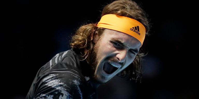 Έγραψε ιστορία ο Τσιτσιπάς, βασιλιάς στο Λονδίνο κατέκτησε το ATP Finals 10