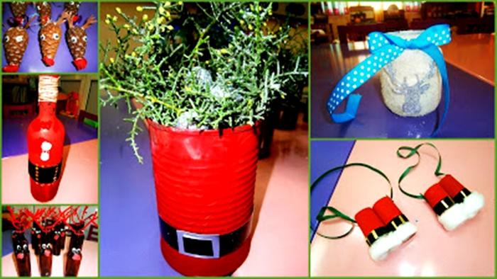 Φτιάξτο Μόνος Σου - Κατασκευή Χριστουγεννιάτικων στολιδιών 6