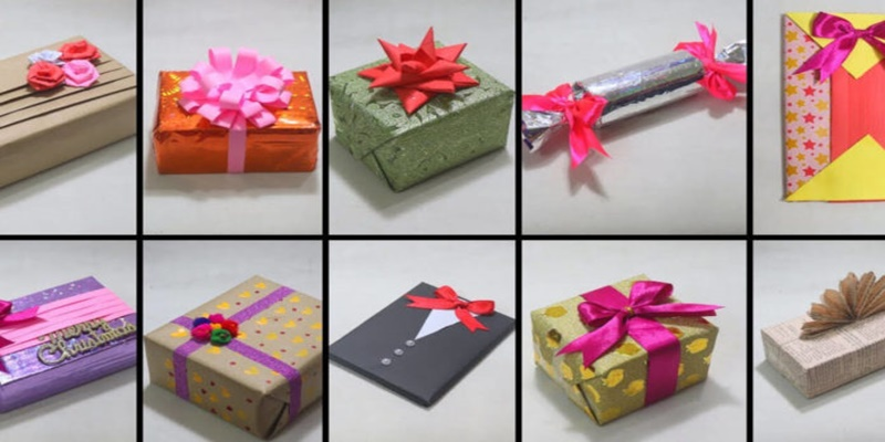 Υπέροχες ιδέες για να τυλίξετε τα χριστουγεννιάτικα δώρα (vid) 16
