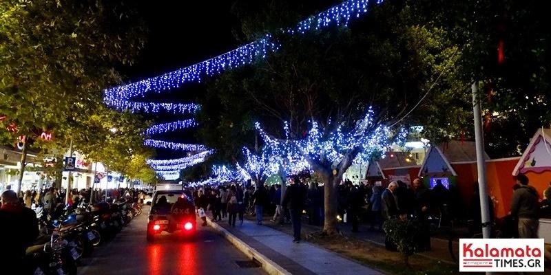 Χριστούγεννα στην Καλαμάτα (videos) 5