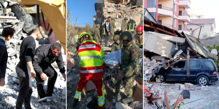 Κυπαρισσία: Συγκέντρωση αγαθών για τους πληγέντες από τον σεισμό στην Αλβανία 2