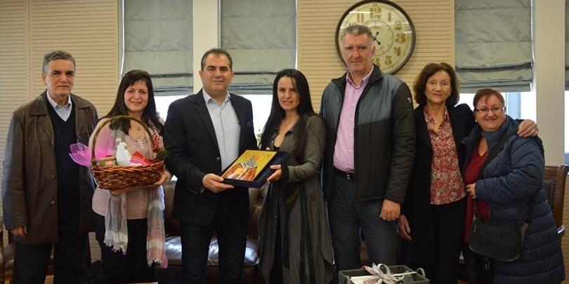 Συνάντηση εκπροσώπων του Ευκλή με τον Δήμαρχο Καλαμάτας 11